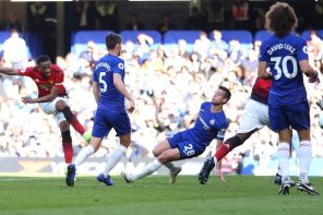 Chelsea 2 Manutd 2: What Fans Are Saying About This Martial's Goal Is A Must Read