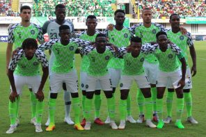 AFCON Qualifier: Super Eagles Set Sight On Second Leg