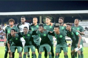 Super Eagles Midfielder, John Ogu, Can't Stop Gushing About Late Win Over Libya
