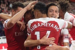 '10 Wins In A Row' – Here Is How Arsenal Players Reacted To Equaling 11 Years Old 'Personal'Record