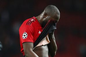 'Lukaku is really making me hate football' — Fans Lash At Lukaku For Awful Showing Against Juventus