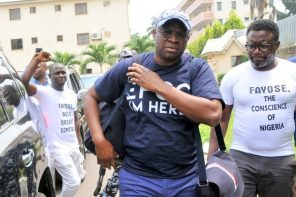 As of today, EFCC has no evidence to prosecute me – Fayose
