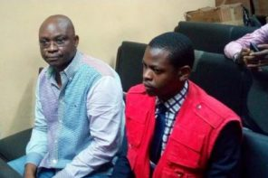 fayose to be remanded in EFCC custody says judge(Photos)