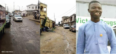Engineer Killed By Gunmen In Lagos After Robbing His Mother