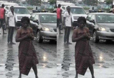 Mentally-challenged beggar arrested with N200,000 in Anambra state
