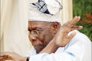 Only a fool will sit on the fence or be neutral when his country is being destroyed with incompetence, corruption, lack of focus, insecurity, nepotism – Obasanjo