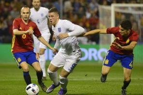 Spain 2 vs England 3: Chelsea Midfielder, Ross Barkley, Created The Third Goal With This 'Delicate' 40 Yards Pass And Fans Can't Stop Talking