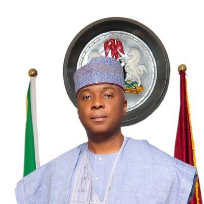 PDP Submits Saraki's Name To INEC As Its Senatorial Candidate For Kwara Central