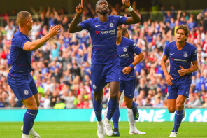 Here Is How Antonio Rudiger And Ross Barkley Reacted To Scoring For Chelsea Against Manchester United