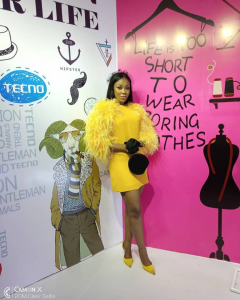TECNO 5 240x300 - LFW 2018, Fashionable Faces Through The Eyes of Camon X Pro