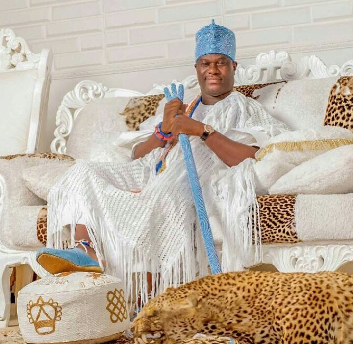 All The Women In The Ooni Of Ife's Life