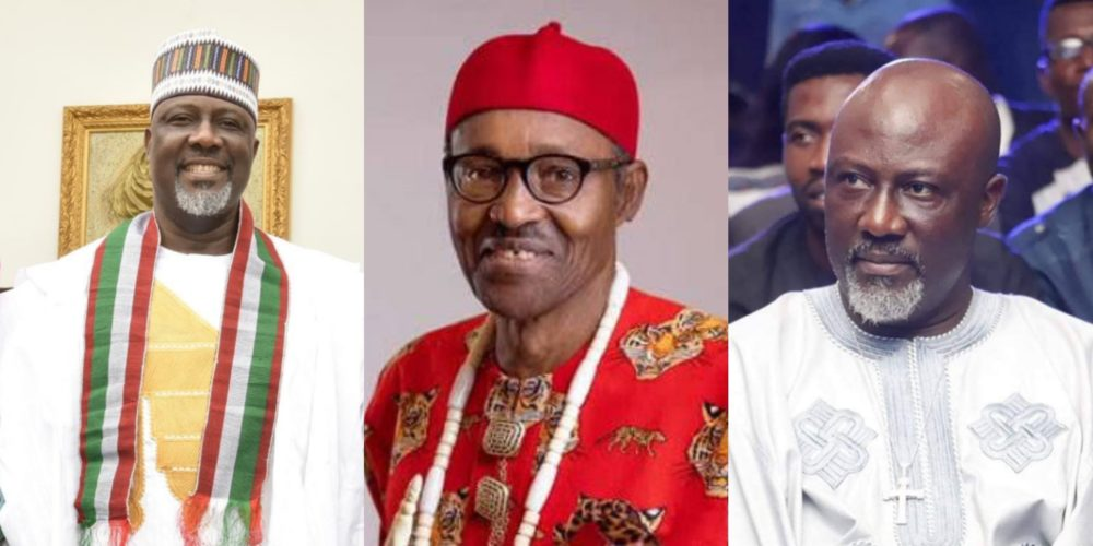 """""""Buhari has shown, in words and deeds that he is unfit to govern"""" – Dino Melaye tweets"""