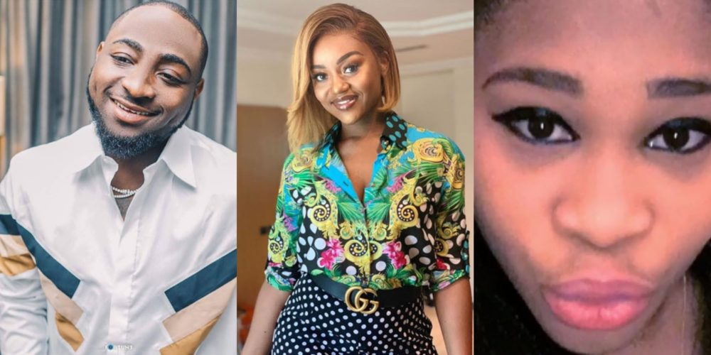 "Chioma gets called ""Ugly"" shortly after her boyfriend Davido"