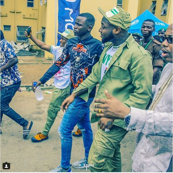 Davido's DMW camp gives reasons why 'Assurance' is better