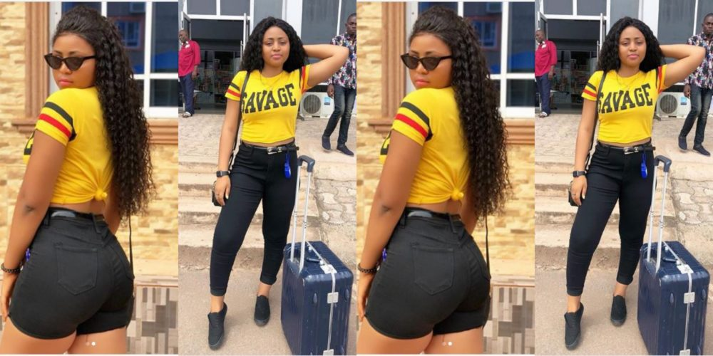 'Forever 16' – Regina Daniels tells her fans as she looks stunning in new photos