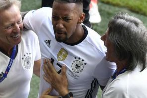 France vs Germany: After Horrific Display Against Netherlands Jerome Boateng Benched And He Reacts6