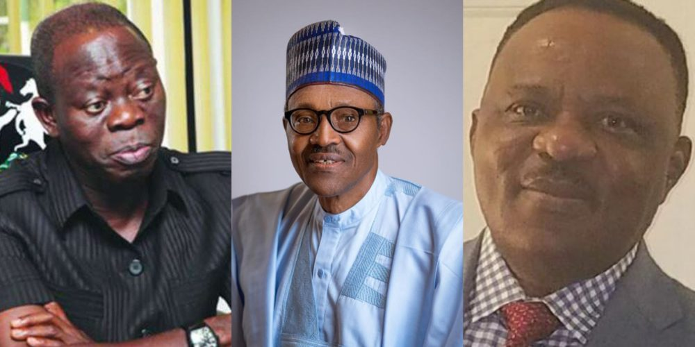 How Oshiomhole Will Cause Buhari's Defeat In 2019 – APC Chieftain tells Nigerians