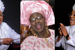 Iya Rainbow Celebrates 76th Birthday With Breathtaking Photos