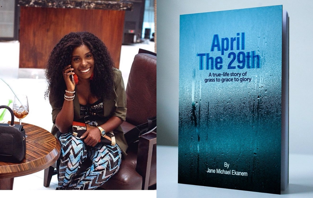 Check Out 6 Beautiful Celebrities Who Are Now Authors (Photos)
