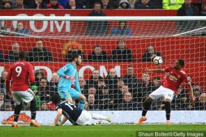 ManUtd vs Juventus: 'De Gea Is Not Human' – See What Fans Are Saying About His 'Wonderful Double Saves' Against Ronaldo