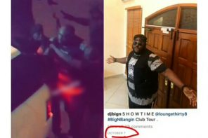 Don Jazzy's DJ Big N Arrested By Police After He Was Caught Shooting Gun At Nightclub