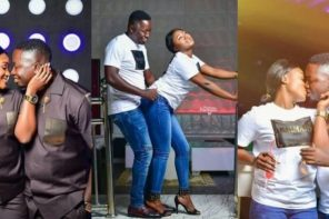 Nigerian couple stun in 'nightclub pre-wedding photos'