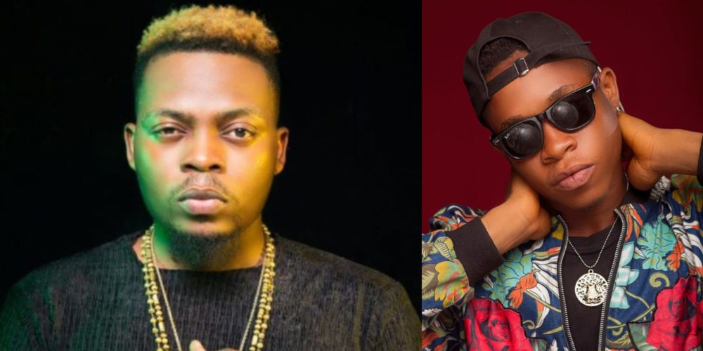 Nigerian recording artist Olamide Signs Picazo's Friend Yomiblaze To