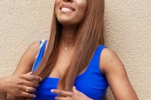 Is Linda Ikeji Bald??? – Check Out Her Early Morning Picture #NoWigNoMakep#