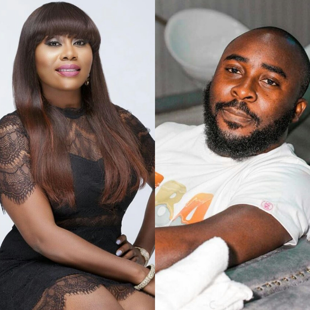 OAP Gbemi to walk down the aisle with Falz's manager, Femi Ajayi