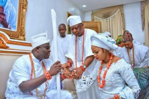 Interesting facts about the Ooni of Ife's new queen, you should know(photos)