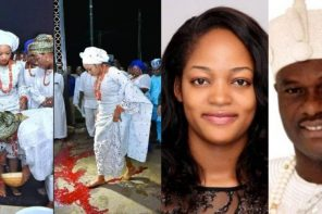 Ooni of Ife gives reasons why he married Prophetess Naomi