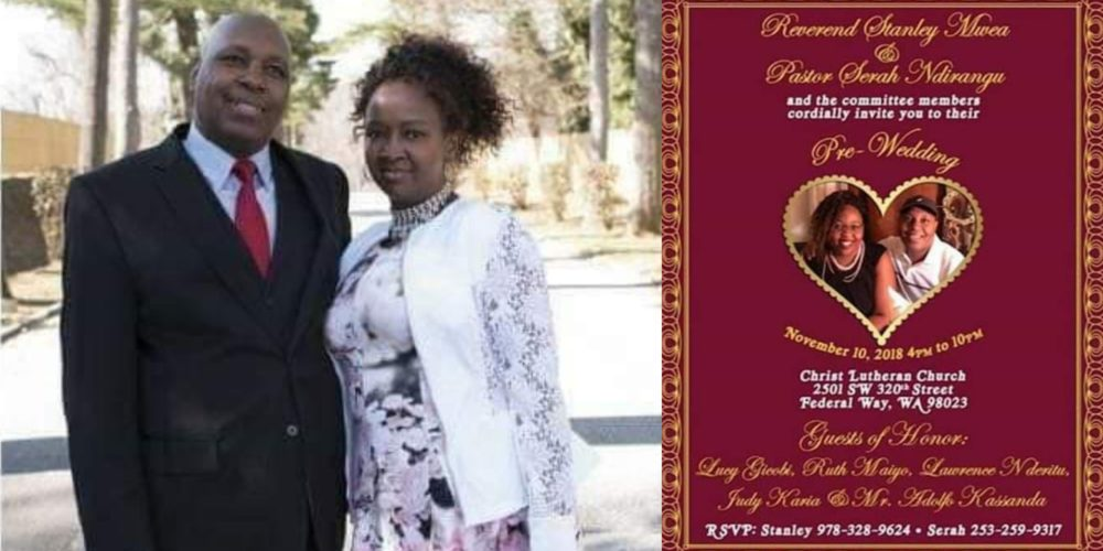 Pastor holds 3 pre-wedding dinner parties with two different women within a few months