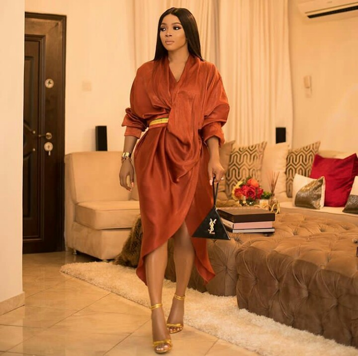 toke makinwa shoots her shot at don jazzy - 'The Fire That Was Meant To Destroy Me, Made Me' – Toke Makinwa Says As She Step Out Looking Gorgeous In A Rare Pictue (Picture)