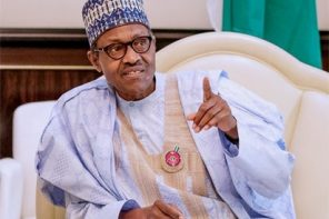 """Let anybody lead this country except the PDP"" – Buhari says PDP ruined Nigeria"