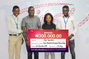 ITEL MOBILE'S #IGOTTHEMOVES DANCE FINALE: WHO TOOK HOME THE N500,000 PRIZE?