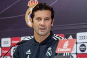 Real Madrid Confirms Solari's Appointment On  A Permanent Basis But Diego Maradona Feels The Argentine Won't Last