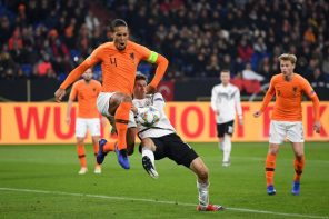 Liverpool Defender, Virgil Van Dijk, Sends Netherlands Into Finals, Relegates Germany Then Knocked Out France At The Death