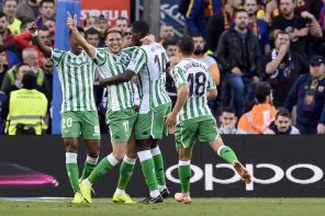 Barca 'Underwhelming' in disappointing loss to Real Betis