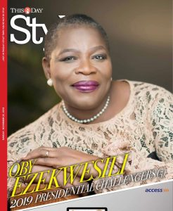 IMG 20181125 182216 068 246x300 - Dr. Oby Ezekwesili covers Sunday's editions of The Guardian Life and  ThisDay Style magazines