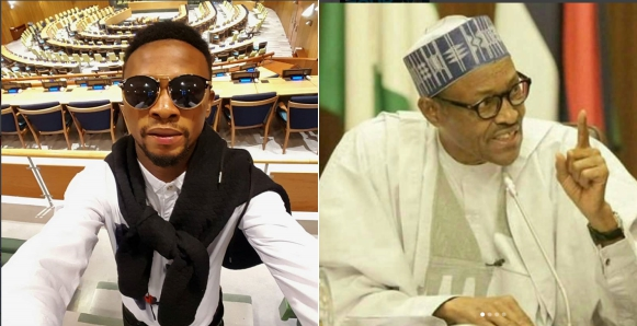 popular comedian igodye took to his instagram page to write an open letter to the president of nigeria muhammadu buhari