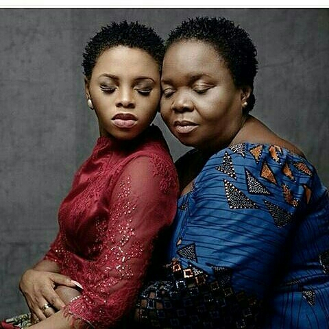 Chidinma Ekile Gifts Her Mother, A Beautiful Mansion For Her 60th Birthday
