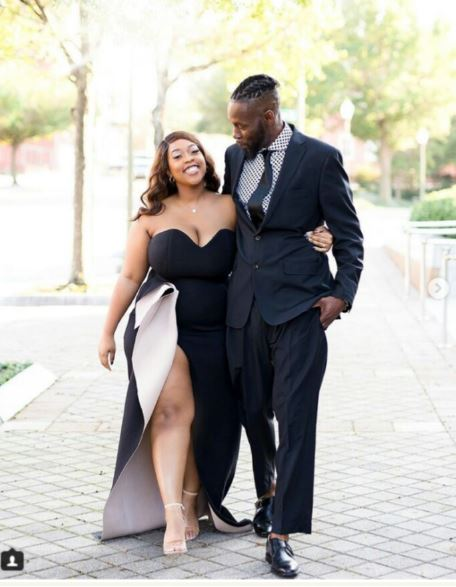 Pre-wedding Photos Of Pretty, Curvy Lady With Her Husband-to-be