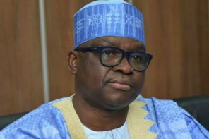 Excuse us, you have failed – Fayose to Buhari