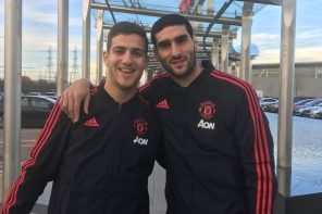 Here Is How Football World Reacted To Fellaini's New Look