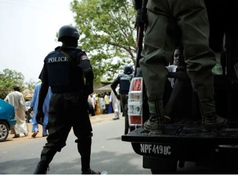 former police ig commissioner dragged to court over alleged n16 4m fraud - Police arrest suspects who inserted fresh pepper in woman's vag*na in viral video