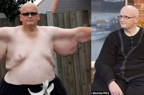 Former world's fattest man arrested for stealing toy & other items
