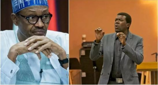 jonathans ex aide omokri accuses buhari of stealing next level campaign logo - Under Buhari, life is short and Brutish
