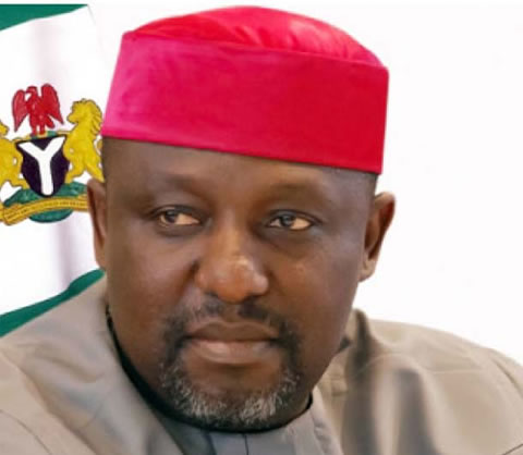 okorocha addresses reports that he has left apc confirms picking up senatorial ticket - NYCN Condemns Killing of Imo Youths During Okorochas Campaign