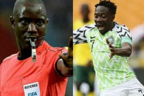 South Africa 1 Nigeria 1: Super Eagles Forward, Ahmed Musa, Reveals Why He Accepts Gabian Referee, Baakary Gassama's, Apology