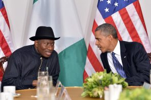 Nigerians react to Jonathan's accusations against Obama on sabotaging Chibok girls' rescue